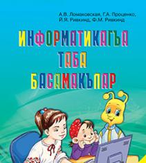 Підручники для школи Інформатика  2 клас           - Ломаковська Г. В