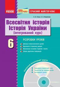 Підручники для школи Історія України  6 клас           - Пометун О. І.