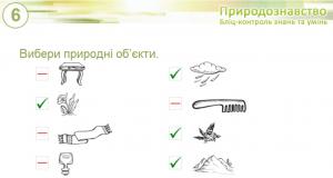 Підручники для школи Природознавство  1 клас           - Сак Т. В.